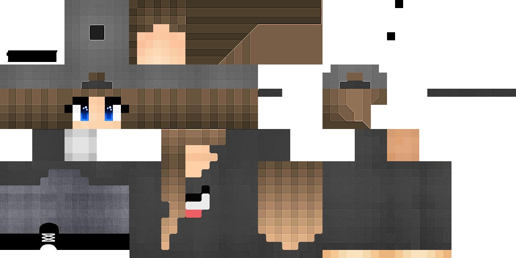 Minecraft Skin Templates Choice Image - Template Design Ideas