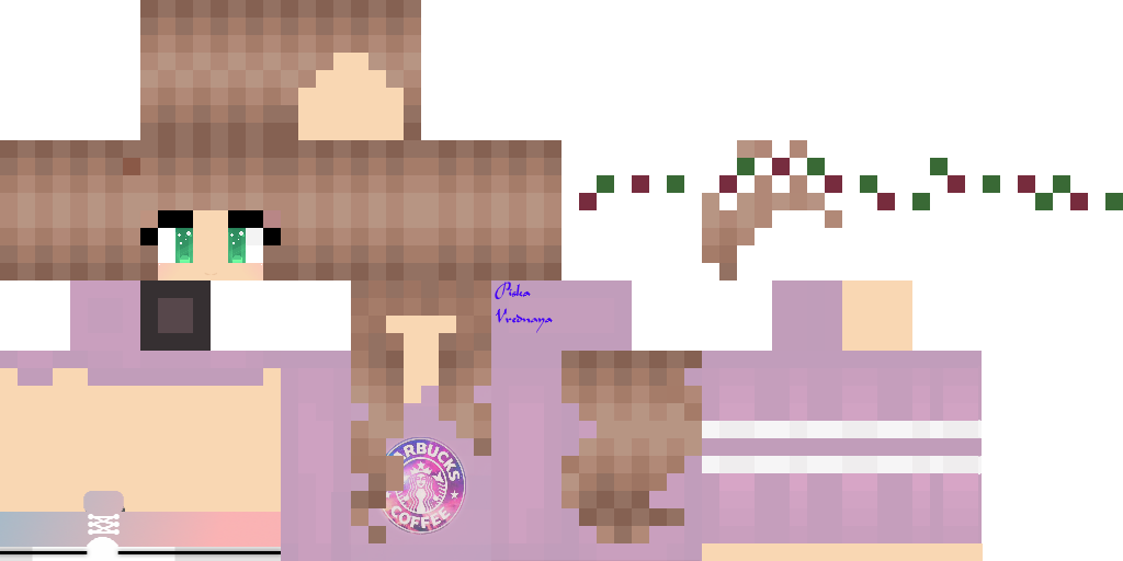 Minecraft Skins For Girls Download Www Pixshark Com